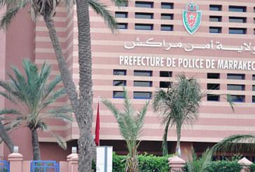 Marrakech: Interpellation de 1.710 personnes recherchées pour différents délits et crimes en septembre