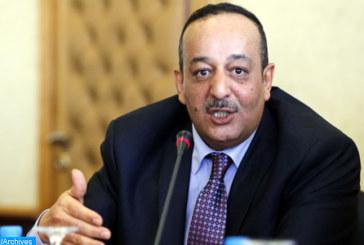 Laaraj reçoit les membres du Conseil national de la presse