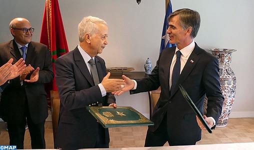 Santiago: le Maroc et le Chili signent un mémorandum d'entente sur la coopération en matière de tourisme