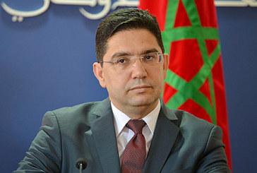 """Les déclarations attribuées par un média arabophone à Bourita """"sans fondement"""""""