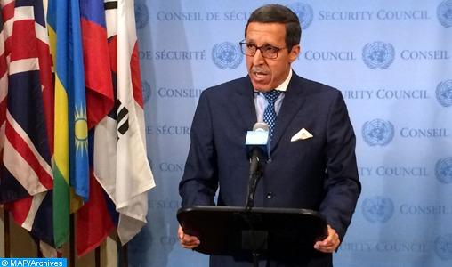 Omar Hilale: la 4ème Commission doit se dessaisir de la question du Sahara marocain