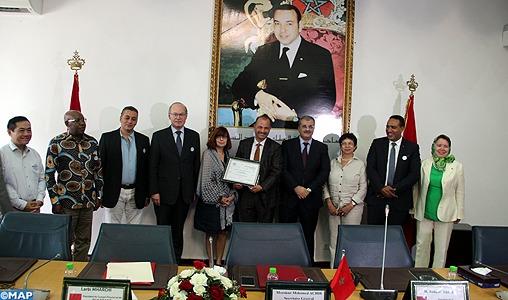 Des diplomates s'informent des potentialités économiques et des opportunités d'investissement d'Ouezzane