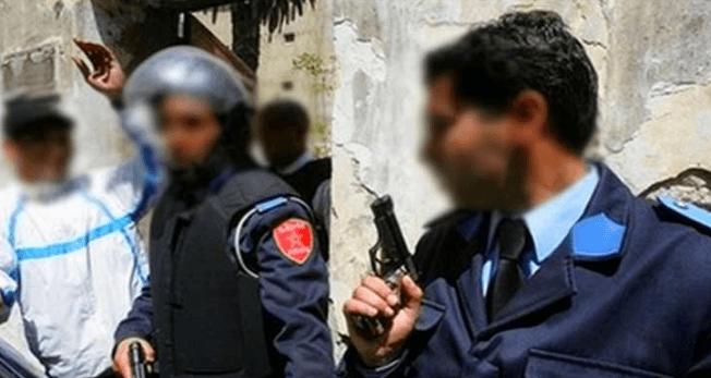 Ouislane: Un policier utilise son arme de service pour appréhender un multirécidiviste
