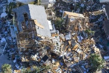 Ouragan Michael: les secours font place à l'aide aux sinistrés