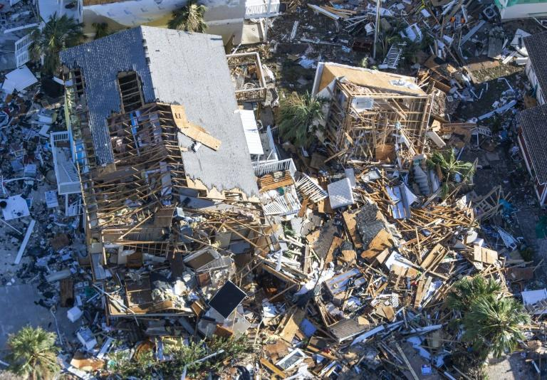 Ouragan Michael