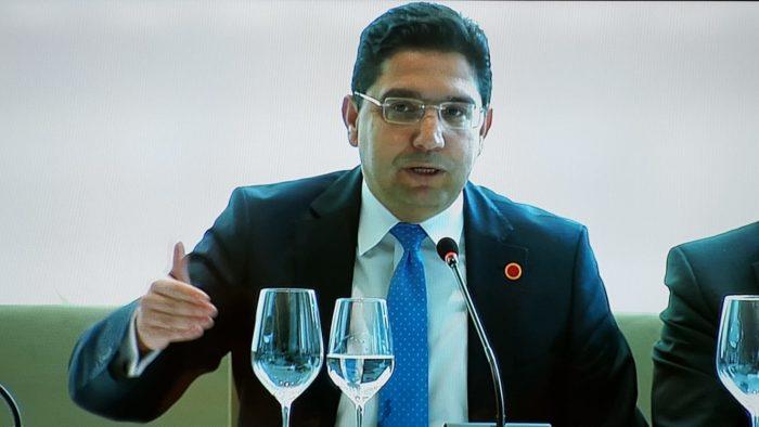 Allocution de Bourita au 3ème Forum Régional de l'Union pour la Méditerranée à Barcelone