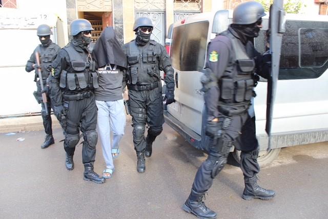 """Mohammedia : Arrestation d'un étudiant partisan de """"Daech"""" soupçonné de préparer un projet terroriste à l'aide d'une ceinture explosive"""