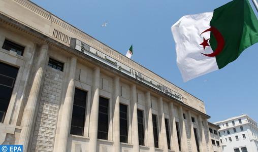 Un coup d'Etat à la chambre basse du Parlement algérien!