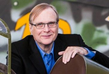 Décès du co-fondateur de Microsoft, Paul Allen