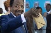Cameroun: le conseil constitutionnel officialise la réélection de Paul Biya