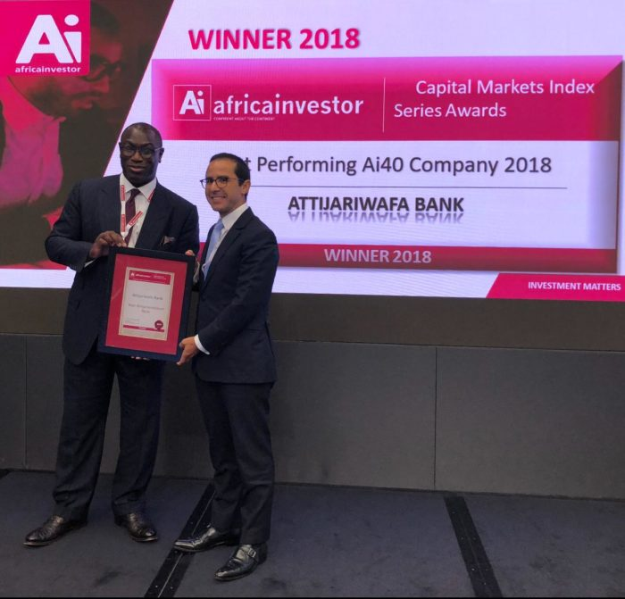 New York: Attijariwafa bank, « L'entreprise la plus performante de l'année » et  « CEO of the year 2018 »