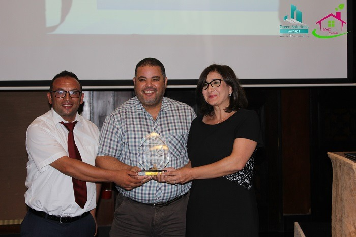 Sindibad Beach Resort décroche les Green Solutions Awards 2018 « Santé et Confort » et « Grand Prix Construction Durable »