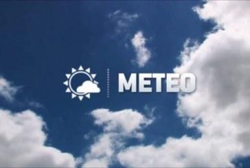 Prévisions météorologiques du lundi 12 novembre et la nuit suivante