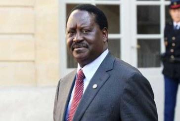 UA: Raila Odinga nommé Haut Représentant pour le développement des infrastructures en Afrique