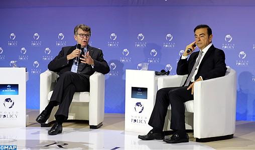 Le Maroc deviendra l'un des principaux pôles de production de Renault avec 500.000 véhicules par an