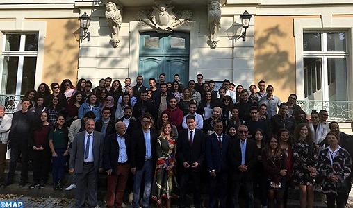 Le Consulat du Maroc à Rennes s'ouvre devant les étudiants marocains de la région