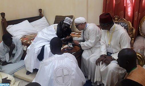 Grand Magal de Touba au Sénégal : Une forte délégation représente le Maroc à la 124è édition
