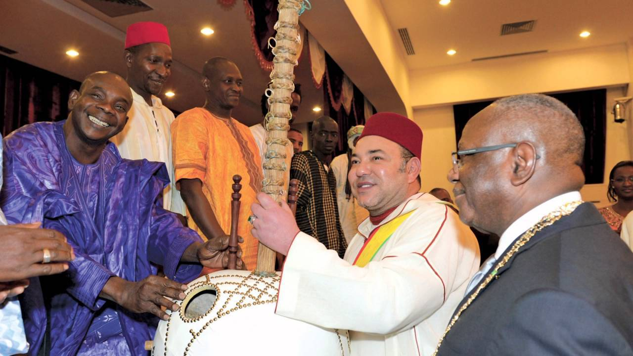 Le leadership Royal au service du continent
