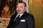 SM le Roi félicite Mohand Laenser suite à sa réélection secrétaire général du MP