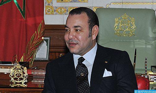 Message de félicitations de SM le Roi au Président de la Guinée équatoriale à l'occasion de la fête d'indépendance de son pays