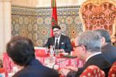 Benchaâboun présente devant SM le Roi un exposé sur les orientations générales du projet de loi de finances 2019