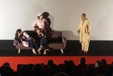 """La troupe """"Masrah Al Madina"""" présente à Abidjan sa pièce """"Saâd Lbnat"""""""