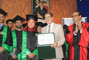 Casablanca: El Othmani préside la remise des diplômes à la Faculté de médecine et de pharmacie