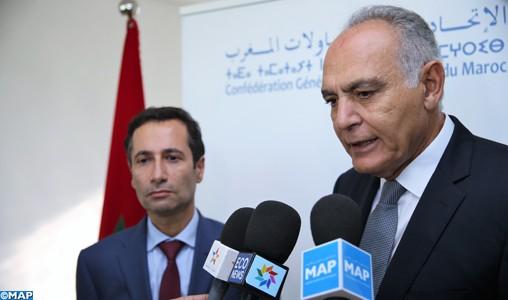 PLF-2019: Mezouar plaide à Casablanca pour une réflexion de fond sur le système fiscal