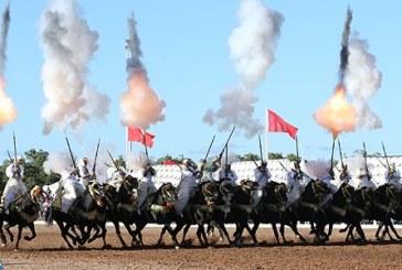 Salon du cheval: la Sorba du moqadem Al-Bachir remporte le GP de SM le Roi Mohammed VI de Tbourida