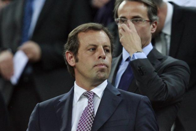 L'ex-président du Barça Sandro Rosell jugé pour blanchiment, procès prévu pour le 25 février