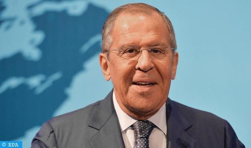 Le rétablissement des relations de la Russie avec les pays européens se fait rapidement