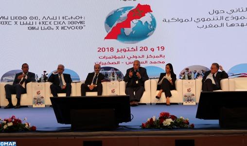 Nouveau modèle de développement : grande convergence des visions des partis politiques