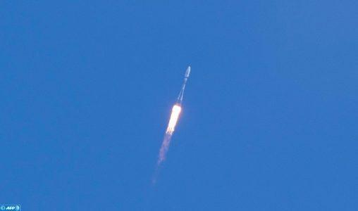 Retour sur Terre du Soyouz avec à son bord trois astronautes de l'ISS