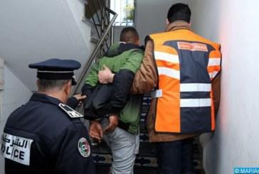 Témara: arrestation d'un individu pour des crimes en lien avec l'immigration illégale