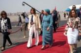 Melania Trump quitte Nairobi à destination du Caire