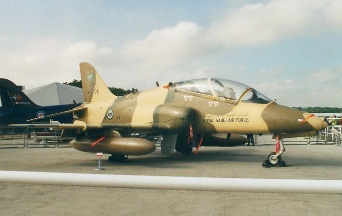 Arabie saoudite: Crash meurtrier d'un avion militaire d'entraînement au nord-ouest du pays