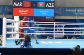 JOJ 2018/Boxe: Le pugiliste marocain Yassine Elouarz en finale