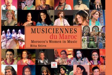 Livre: Musiciennes du Maroc de Rita Stirn-Wagner