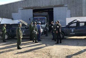 La brigade nationale des douanes porte un coup dur aux contrebandiers