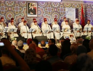 festival national de l'art du Madih et Sama