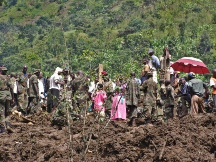 Glissement de terrain dans l'est de l'Ouganda: 40 morts, selon un nouveau bilan