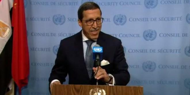 Omar Hilale: La résolution 2440 a introduit des nouveautés