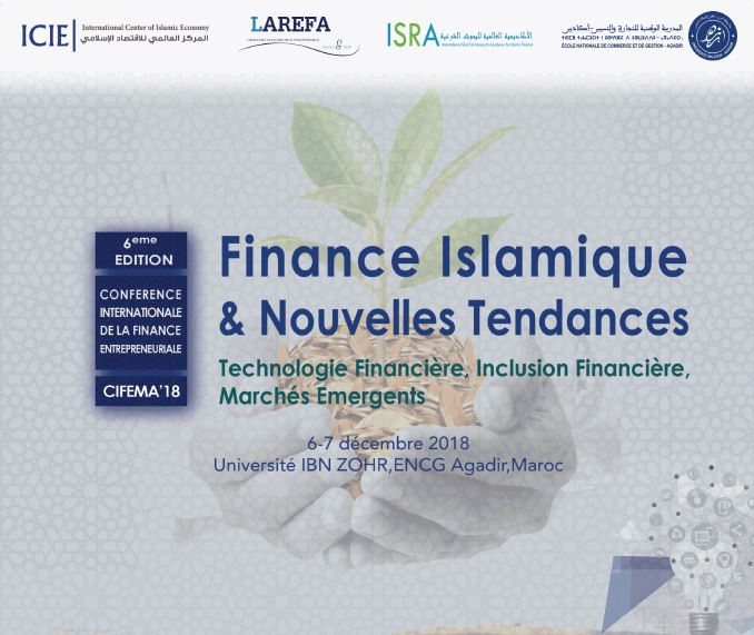 Agadir: conférence internationale sur les nouvelles tendances de la finance islamique en décembre