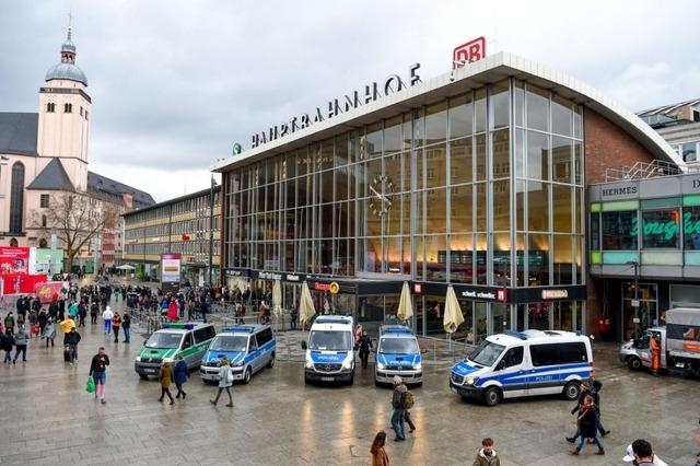 Coups de feu et prise d'otage dans la gare de Cologne