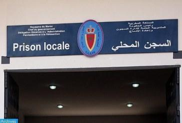 La DGAPR dément le contenu d'une vidéo prétendument tournée dans la prison locale Ain Sebaa 1