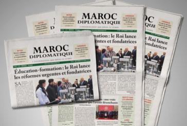 Le numéro 29 de Maroc diplomatique est dans les kiosques