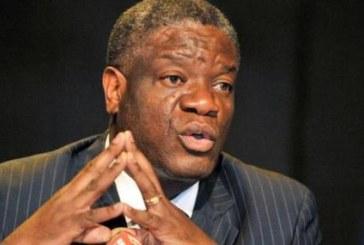 Le Prix Nobel de la Paix 2018 au Congolais Denis Mukwege et à l'Irakienne Nadia Murad