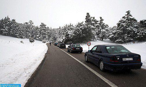 Météo: fortes rafales de vent, pluies et chutes de neige du lundi au mercredi dans plusieurs villes