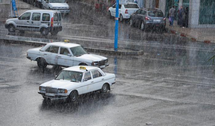 Fortes pluies et averses orageuses attendues jeudi et vendredi dans plusieurs provinces du Royaume