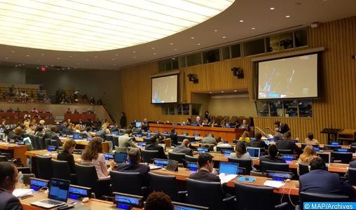 La déliquescence du polisario sur la scène internationale exposée à l'ONU par des acteurs associatifs sahraouis